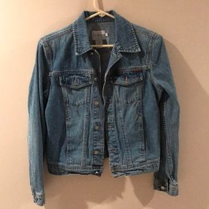 Vintage Calvin Klein Jean Jacket Size Small USED